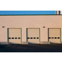 Sectional Steel Doors image