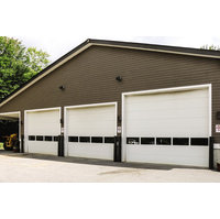 Non-Insulated Sectional Steel Doors image