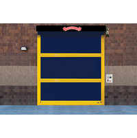 High Speed Fabric Doors image