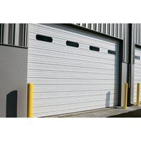 Commercial Sectional Doors image