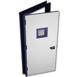 Blast-Resistant Doors & Windows