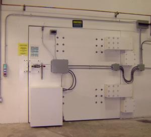 Radiation Shielding Doors