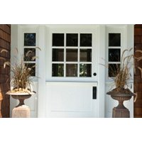 Wood  Inswing / Outswing Dutch Door image