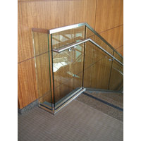 500 Series Smooth Plate Stair System image