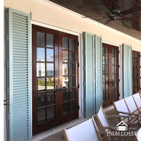 Colonial Shutters - Hurricane Rated & Non-Impact Styles image