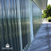 Clear Panels - Affordable Code-Approved Hurricane Protection image