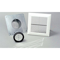 "Installation Kit - Exclusively for WhisperLine Fans, 4"" Duct 