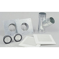 "Installation Kit - Exclusively for WhisperLine Fans, 6"" Duct 