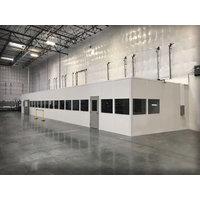 Modular Office & Warehouse Office image