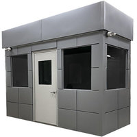 Ballistic Rated Buildings   Bullet Resistant Booths image