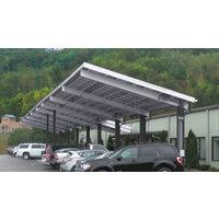 Steel Canopies & Solar Canopies image