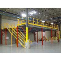 Structural Steel Mezzanines image
