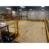 Mezzanine Decking Options image