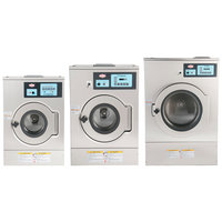 25-80 lb. Cabinet Style Washer-Extractors image