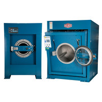 MWF Series Suspended Washer-Extractors image