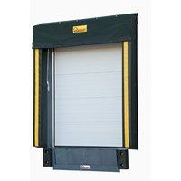 Adjustable Curtain Dock Seal image