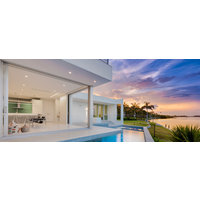 Aluminum Preferred Sliding Glass Door image