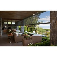 Summer outdoor living by the lake? Yes, please - Phantom Screens image