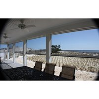 Outdoor living on the New Jersey shore - Phantom Screens image