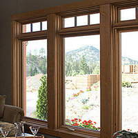 Aluminum Clad Wood Windows image