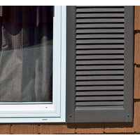 Louvered Shutters image
