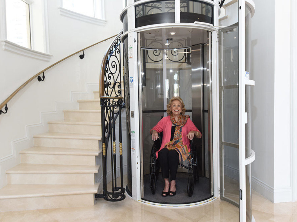 Wheelchair Accessible Elevator