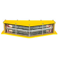 HIGH INTENSITY - LED White Flashing 200,000 Candelas Obstruction Beacon image