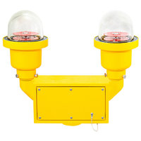 LED Double Obstruction Light image