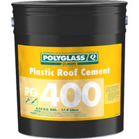 Polyglass Plastic Roof Cement image