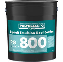 Polyglass Asphalt Emulsion Roof Coating image