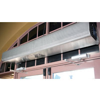 Commercial Air Curtains image