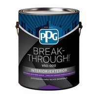 PPG Architectural Finishes, Incorporated - PPG Paints image | Interior/Exterior Gloss Water-Borne Acrylic