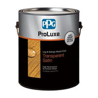 PROLUXE® Log & Siding Wood Finish image