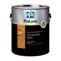PROLUXE® 23 Top Coat RE Wood Finish image