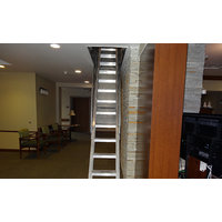 Automatic Electric Disappearing Stairway image
