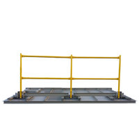 Leading Edge Safety, LLC image | Standing Seam Guardrail