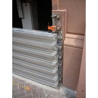 Stackable Stop Log Flood Barrier image