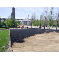 GEOBLOCK® Vegetated Porous Pavement image