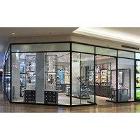 Aluminum-Framed Entrances and Storefronts