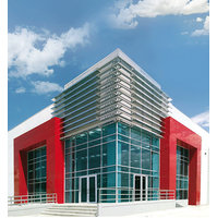 Aluminum Curtain Wall  image