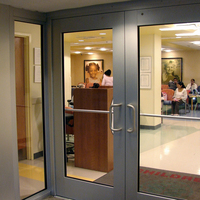 Bullet Resistant Doors image