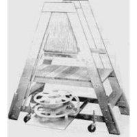 Rolling Work Platform image