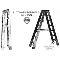 Automatic Portable Ladders image