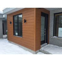 "Single 8"" Steel Siding image"