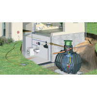 Complete Underground Rainwater Collection Systems image