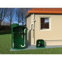 Complete Above Ground Rainwater Collection Systems image