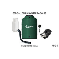 RMS 500-Gallon Above Ground Package image