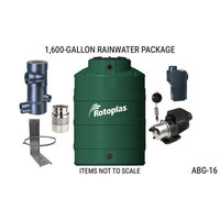 RMS 1600-Gallon Above Ground Package image