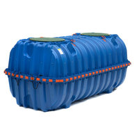 Polyethylene Below-Ground Tanks image