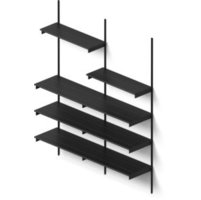 Wall-mounted Shelving image
